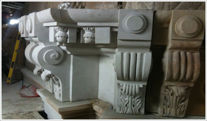 Stone Carving & Dressing