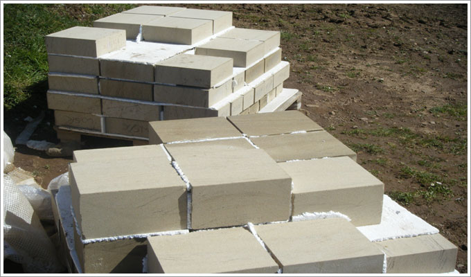 Stone Supply for Stonemasonry